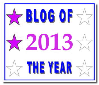 Blog of the Year Award 2 star jpeg