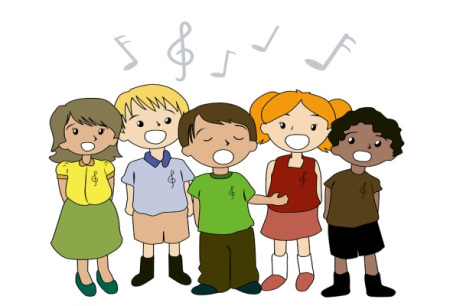 children_singing