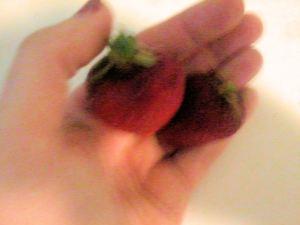 berry heart