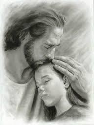 jesus hugs