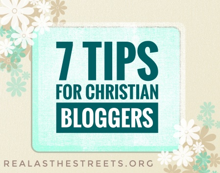 floral pattern 7 tips for christian bloggers
